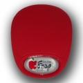 Mouse Pad ergonómico con bocha de gel