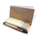 Set de escritorio cartón AJT247