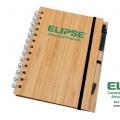 Cuaderno ecológico con bolígrafo J910