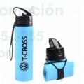 Botella silicona 500ml