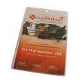 Porta credenciales de PVC E185