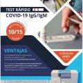 Test Rápido COVID-19
