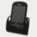 Porta smartphone de escritorio
