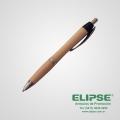 Bolígrafo madera clara y oscura R1345